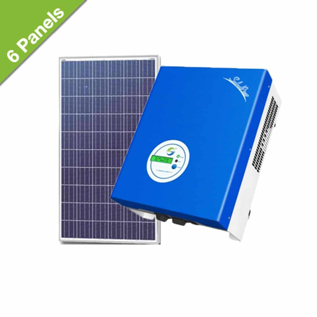 1-5kW-6-Panel-solar-system