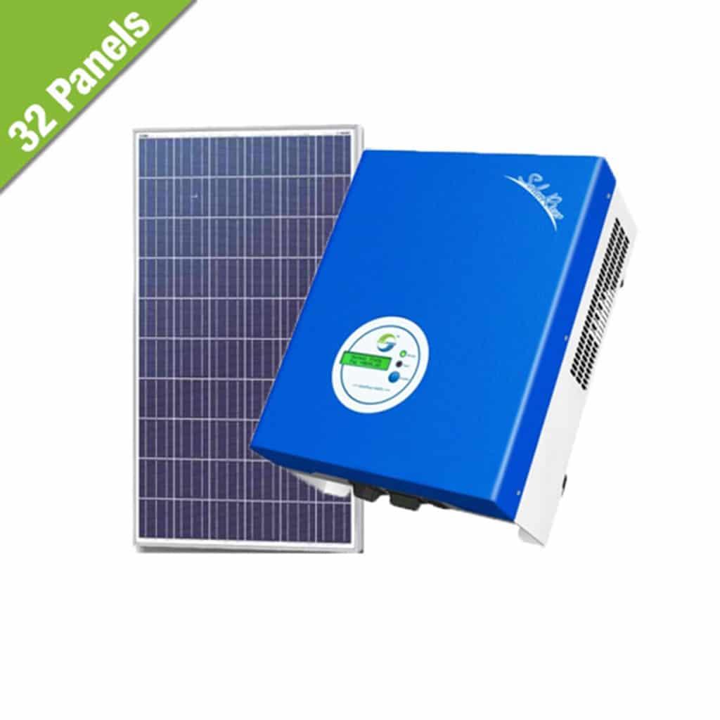 8.0kW-32-Panel-solar-system