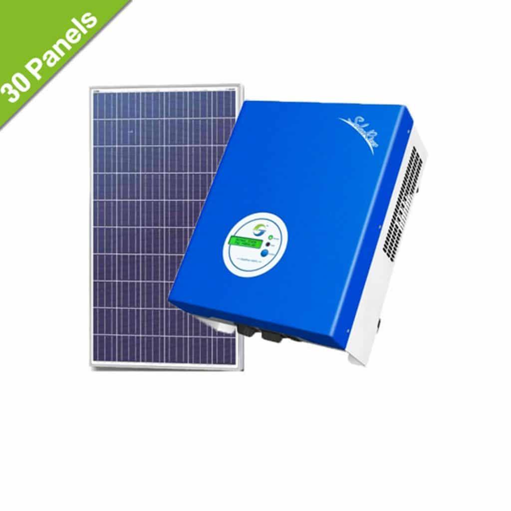 8 0kw Solar Kit Gas Works