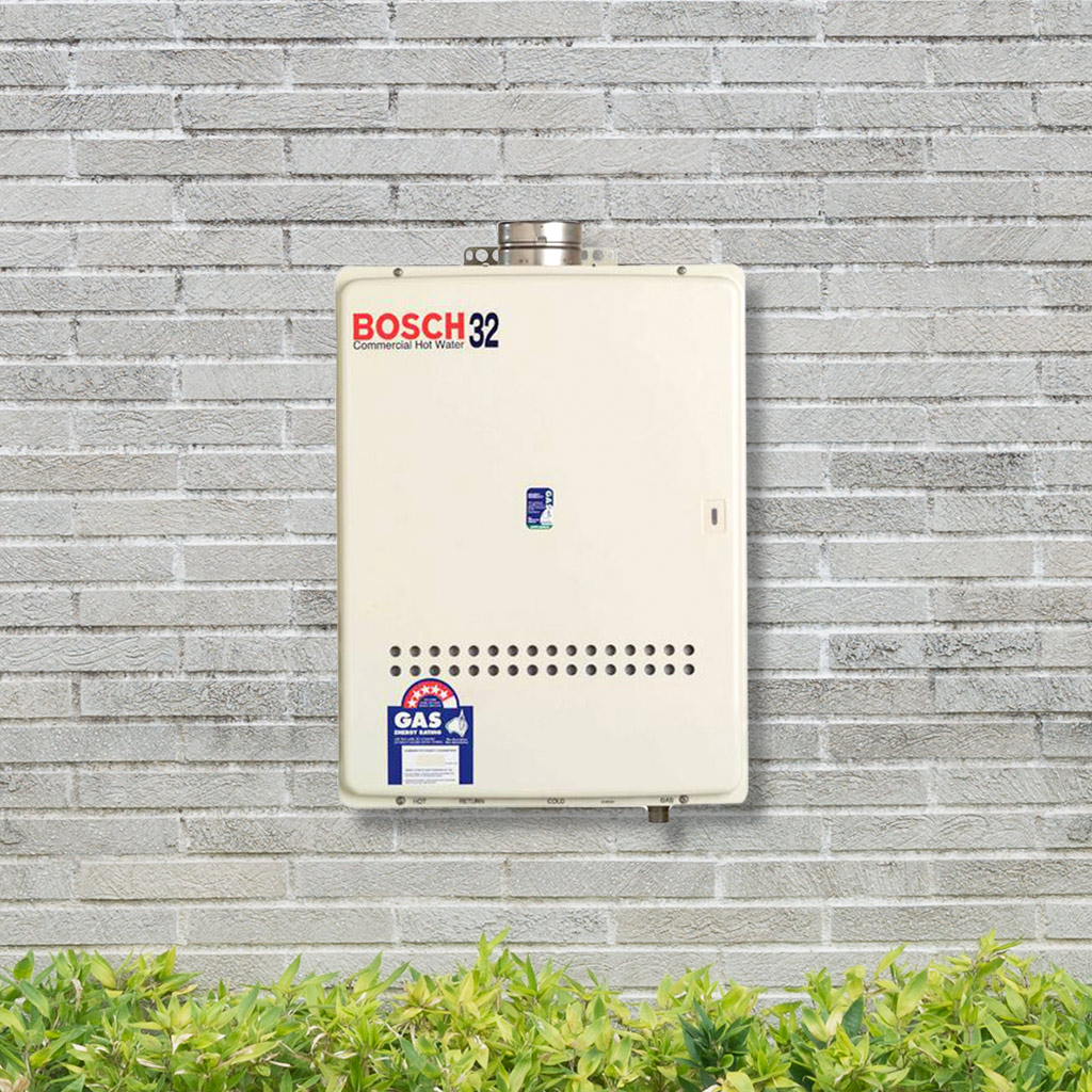 Bosch-32-Hot-Water-System