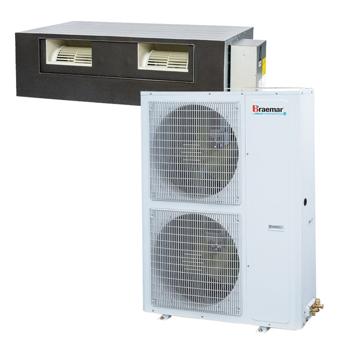 Braemar-Reverse-Cycle-Ducted-Air-Conditioning-Single-Phase-Outdoor-Unit-SDVHV07D1S