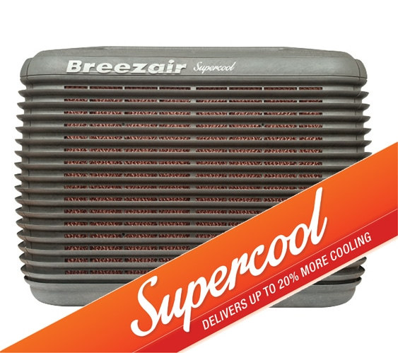 Breezair EXH180 Evaporative Cooler