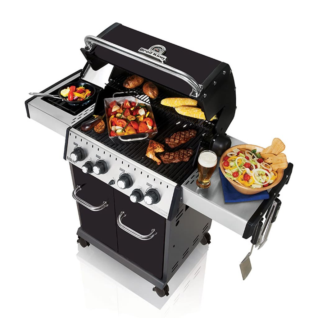 Broil-King-Baron-490-Mobile-BBQ