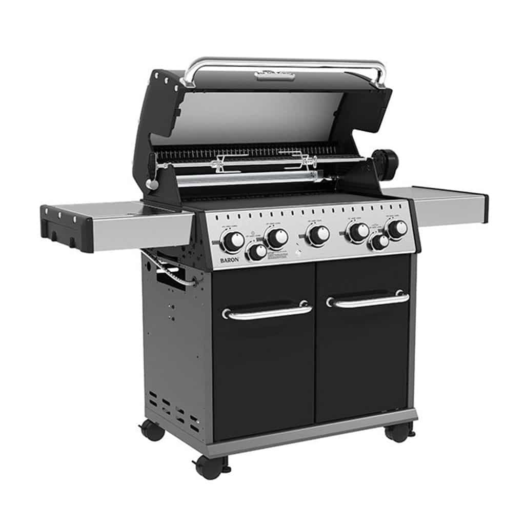 Broil-King-Baron-590-Mobile-BBQ