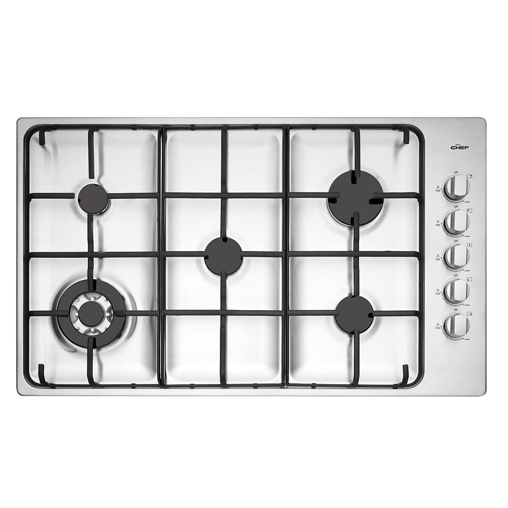Chef-CHG956SB-86cm-Natural-Gas-Cooktop-Hero-Image-high
