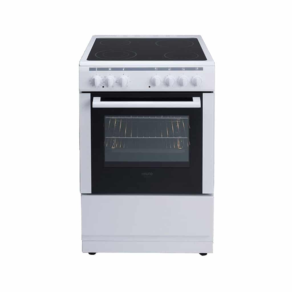 Euro Freestanding Oven Ev600cwh Gas Works