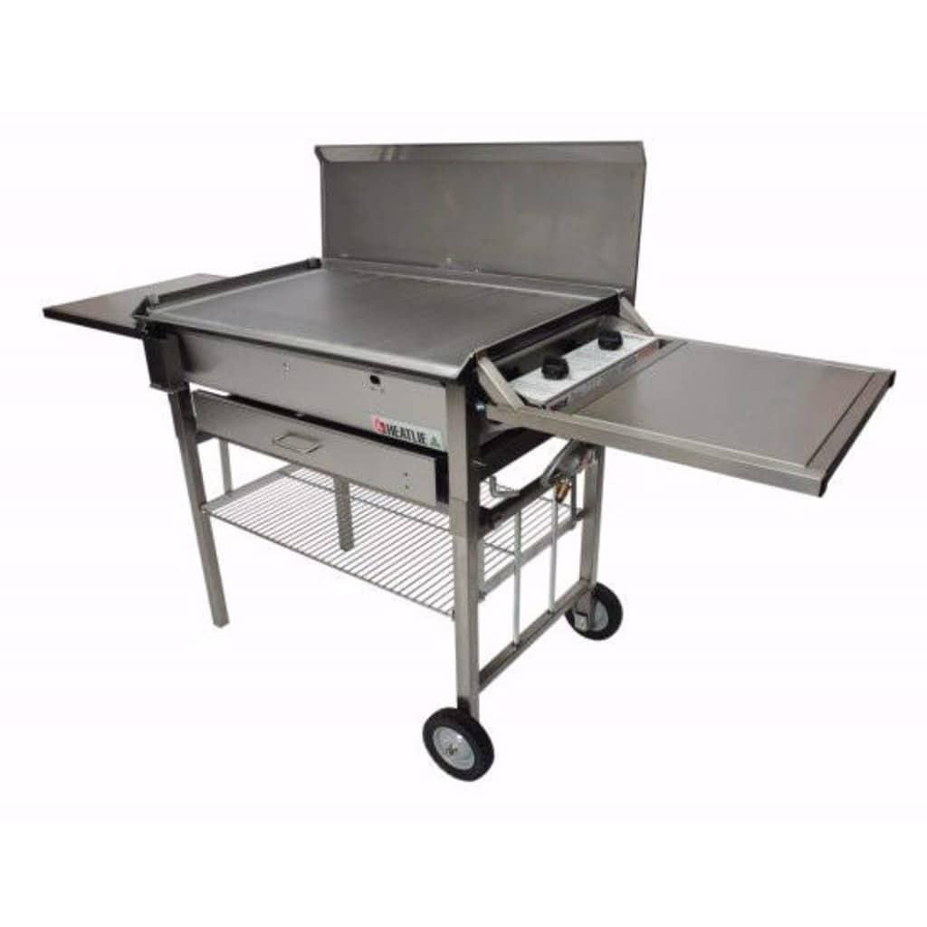 Heatlie-1150-Stainless-Steel-Mobile-BBQ