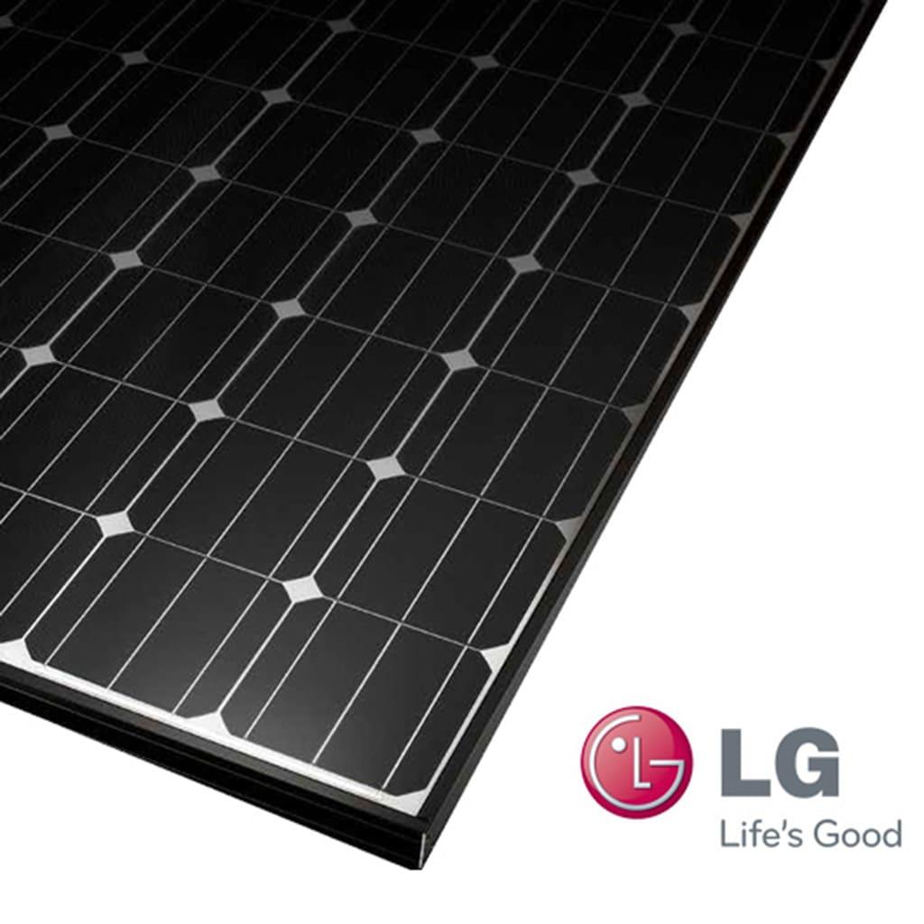 LG Mono X Neon - 300KW panel