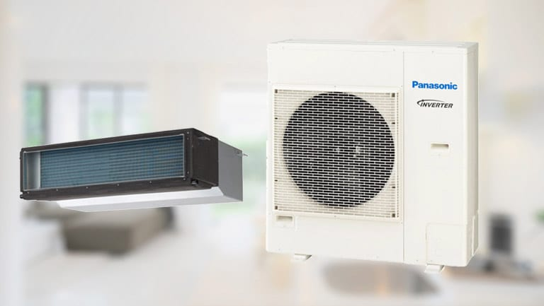 Panasonic 16 0kw Inverter Ducted Air Conditioner 3 Phase